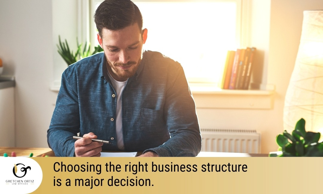 Choosing the right business structure is a major decision
